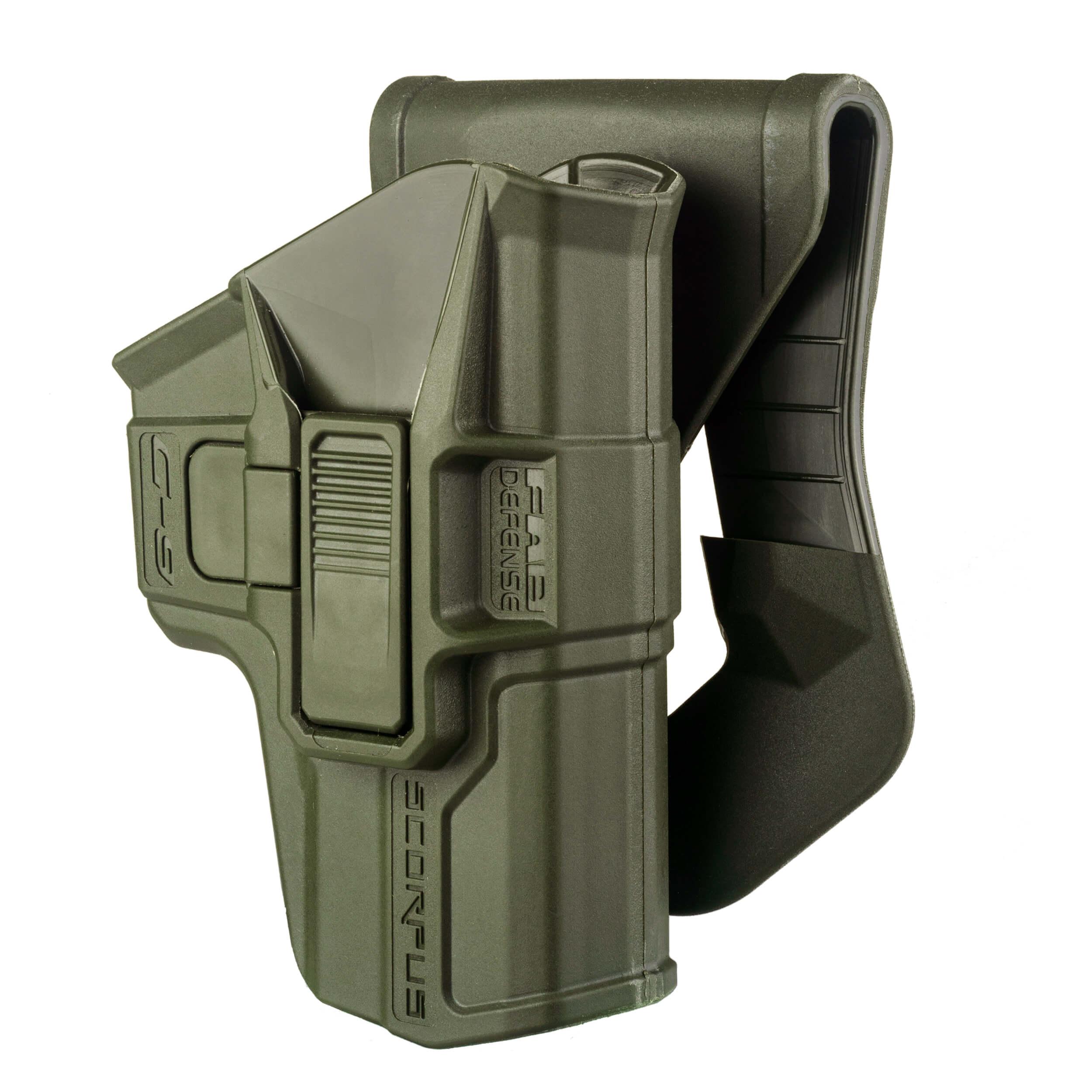 Glock 17 / 19 R ( Level 2 ) M1 Holster