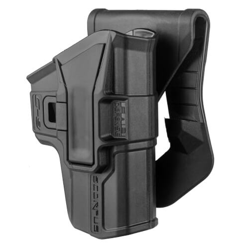 Scorpus Holster Glock 17/19 Level 1 (Paddle+Belt)