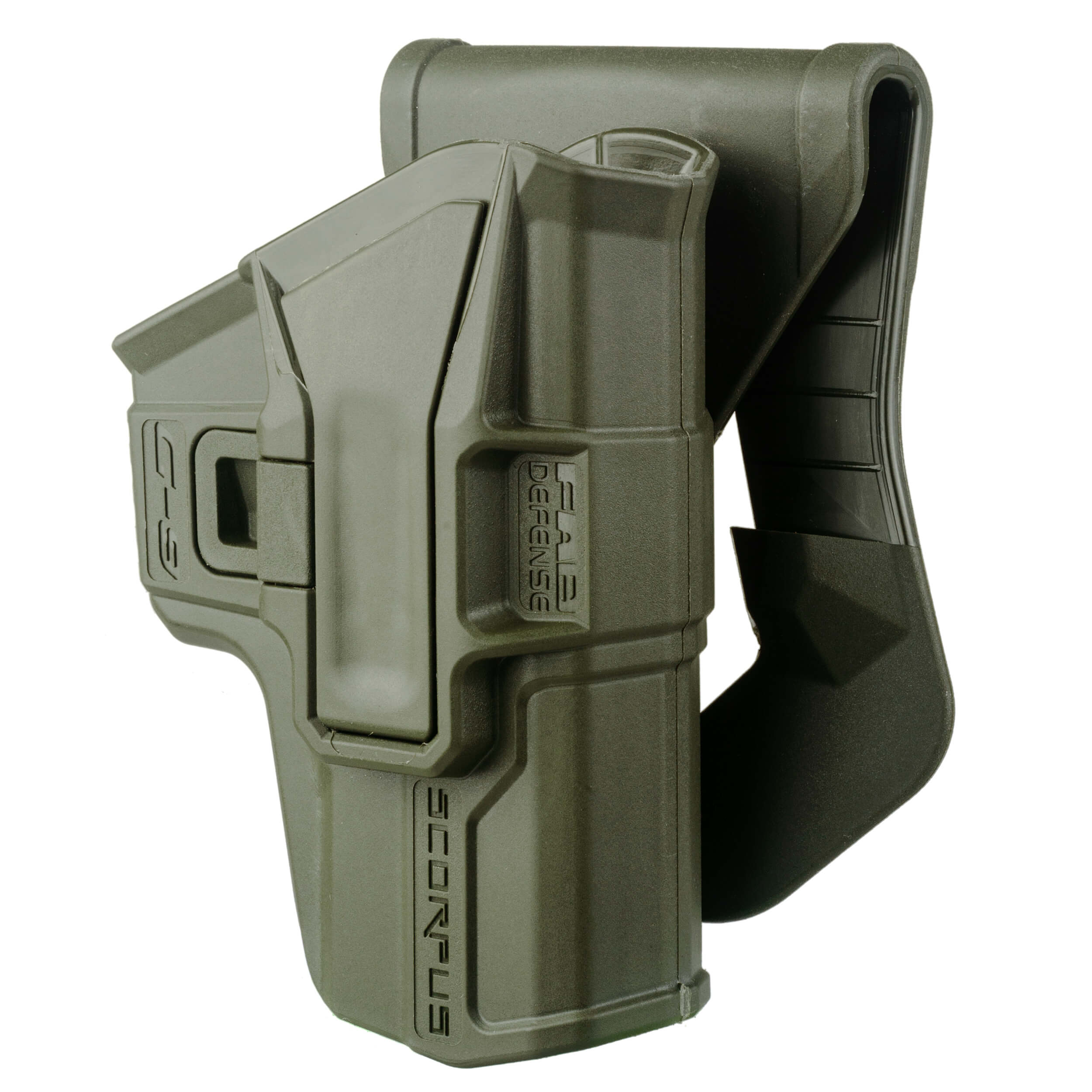Glock 17 / 19 ( Level 1 ) M1 Holster (Paddle+Belt)