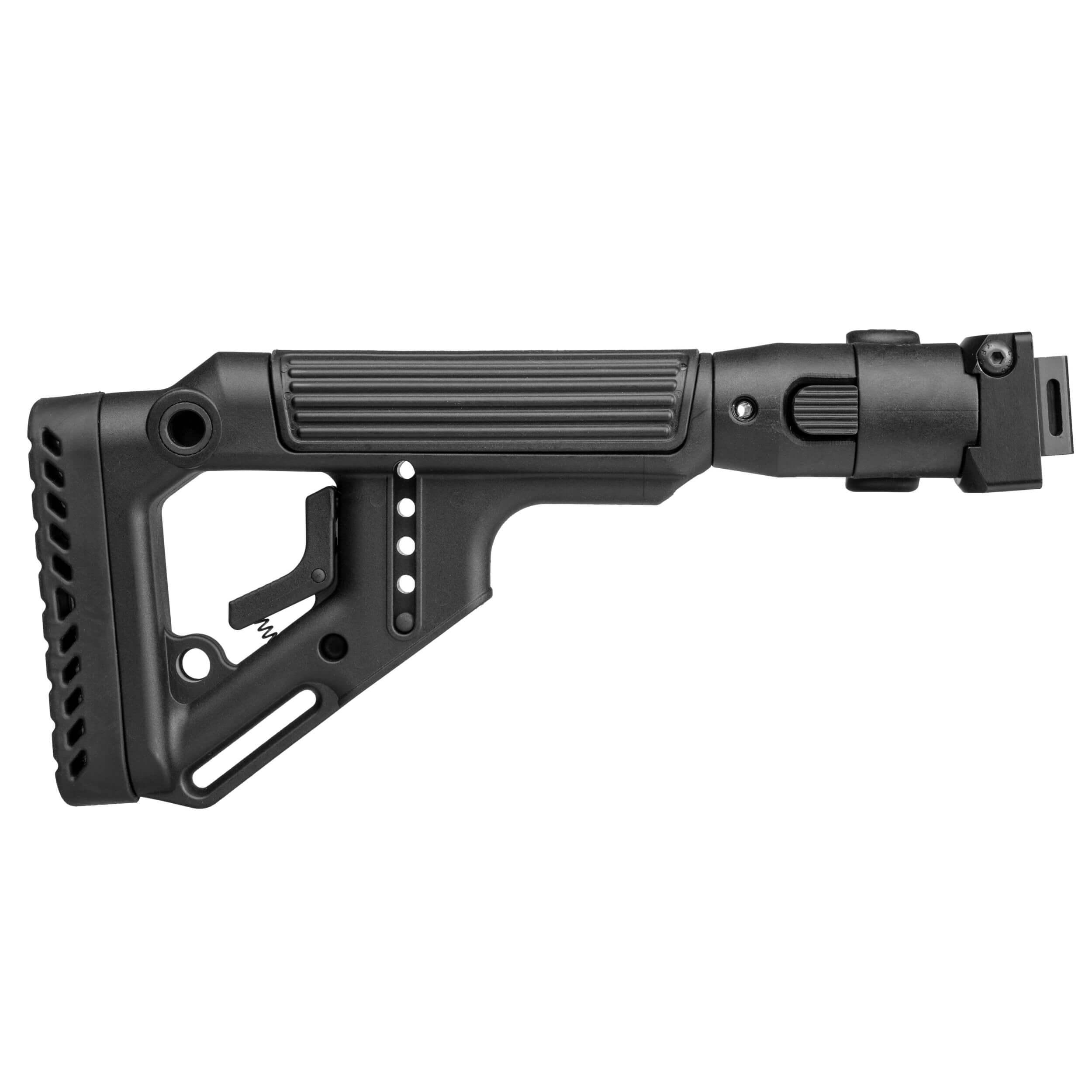AKS-74U folding buttstock / cheek rest (Krinkov)