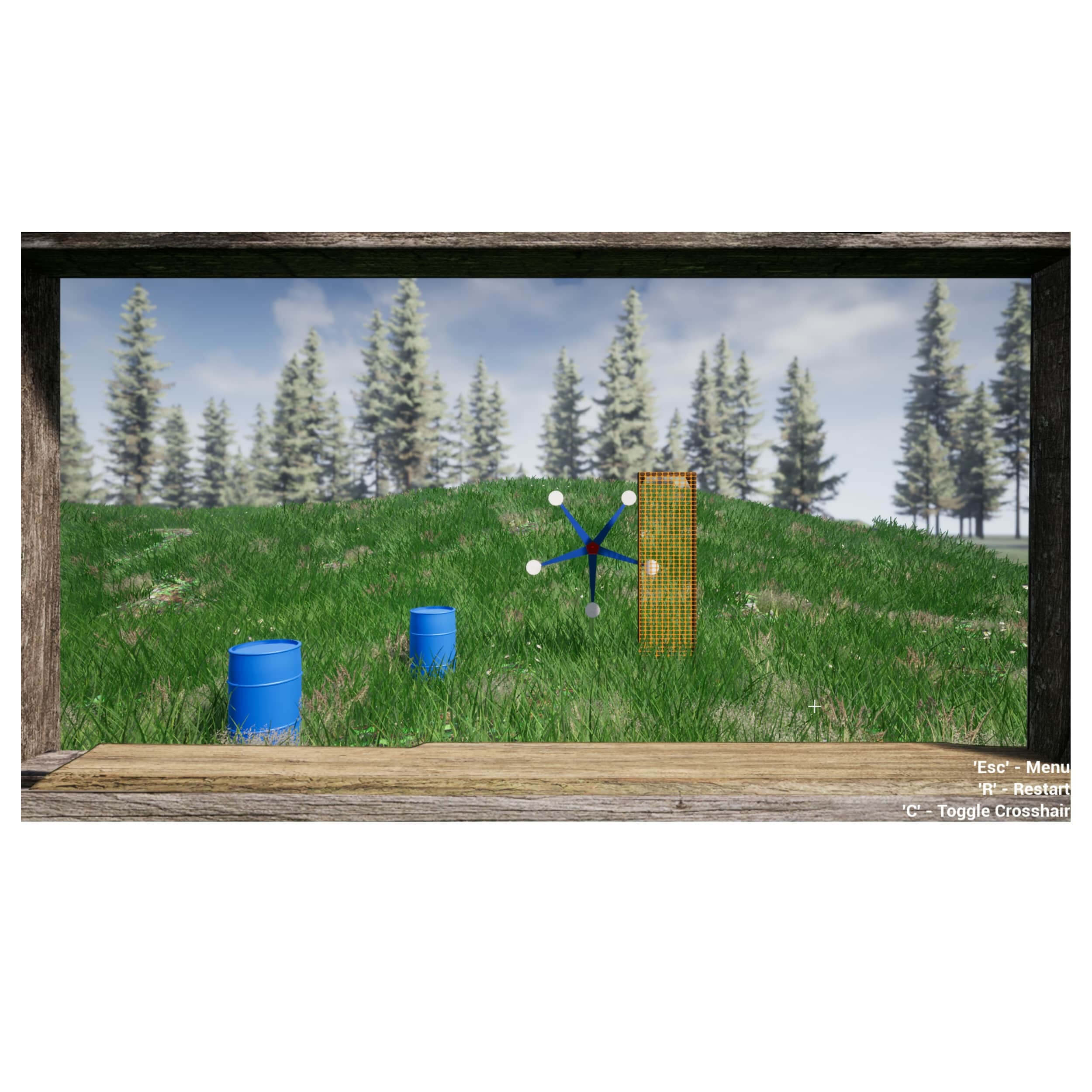 Pro-Competitive Shooter / IPSC - CSIP002