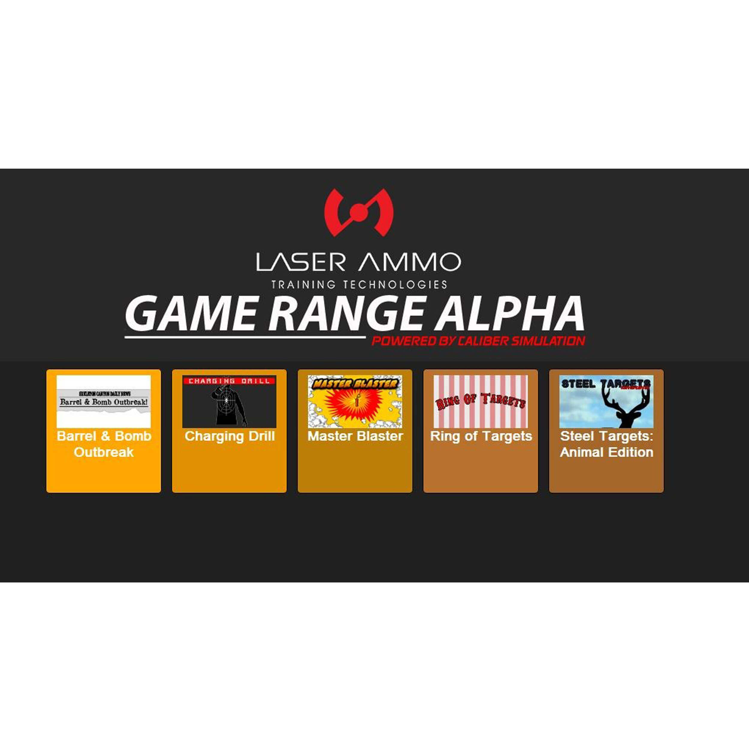 Game Range Alpha - GRA001