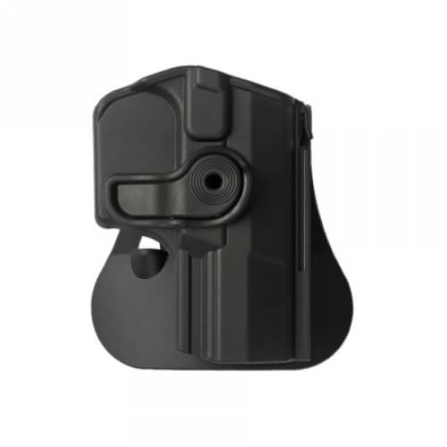 Polymer Retention Roto Holster für Walther M1 PPQ Classic 9MM .40, M2, Navy SD, P99Q