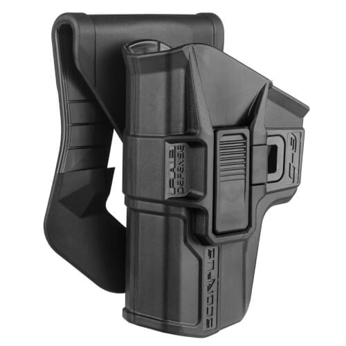 Glock 17 / 19 R (  Level 2  ) M1 Holster  (Left Hand)