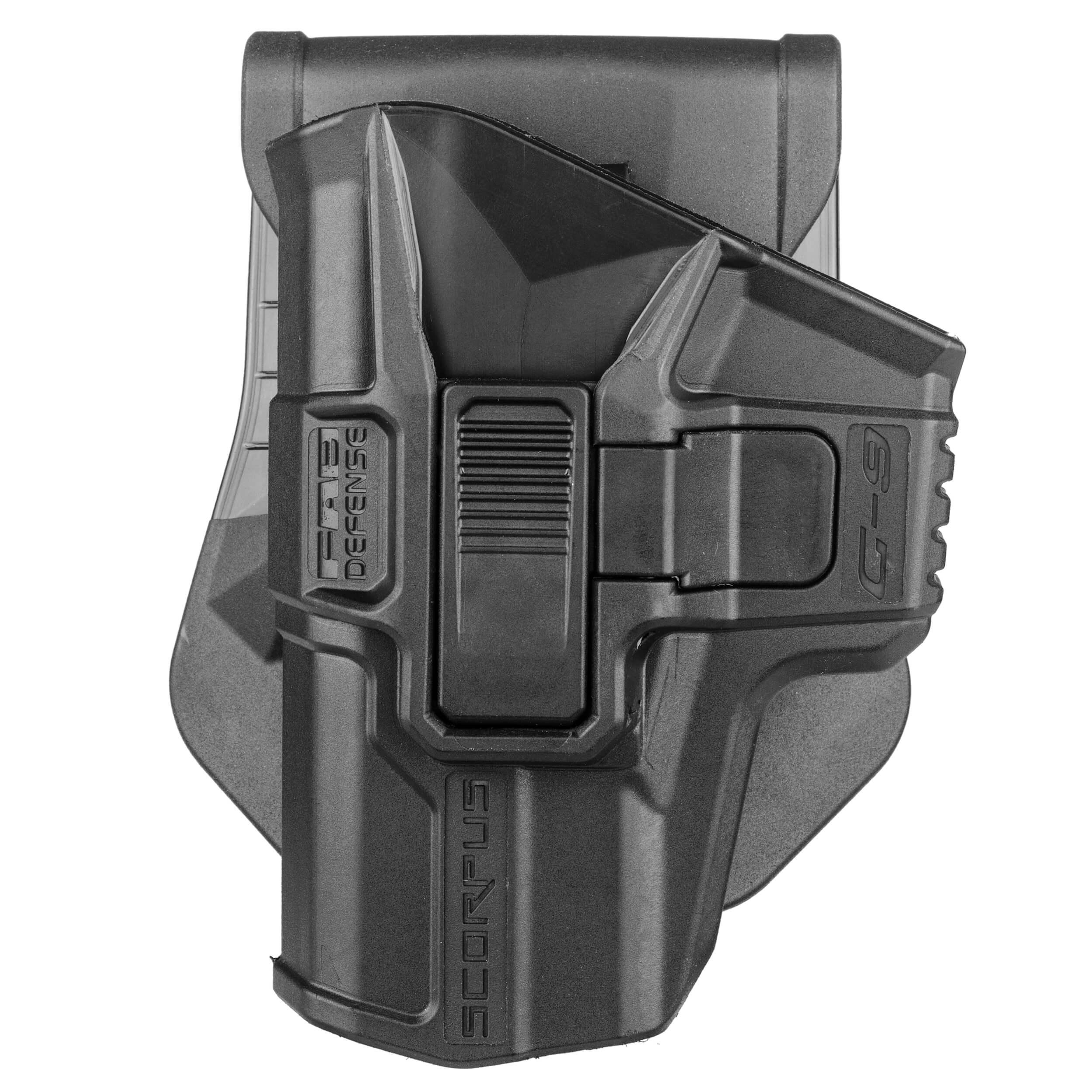 Glock 17 / 19 R (  Level 2  ) M1 Holster  (Left Hand)