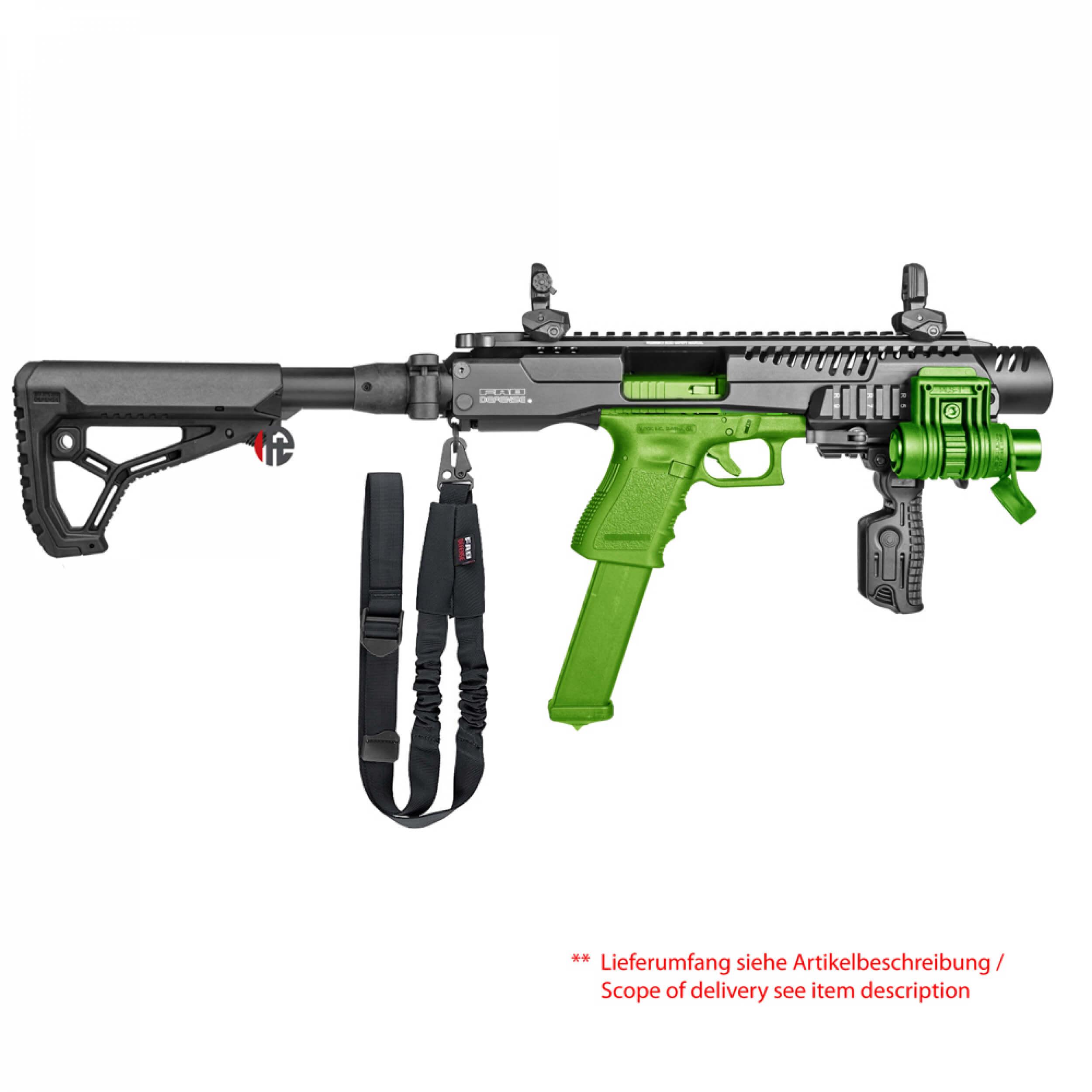 KPOS G2/ CORE Glock 17/19  (gb)