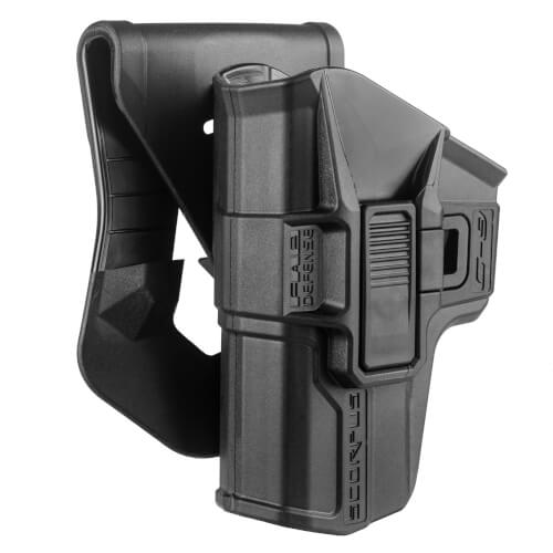 Glock 17/19 Holster MX- Version (LH)