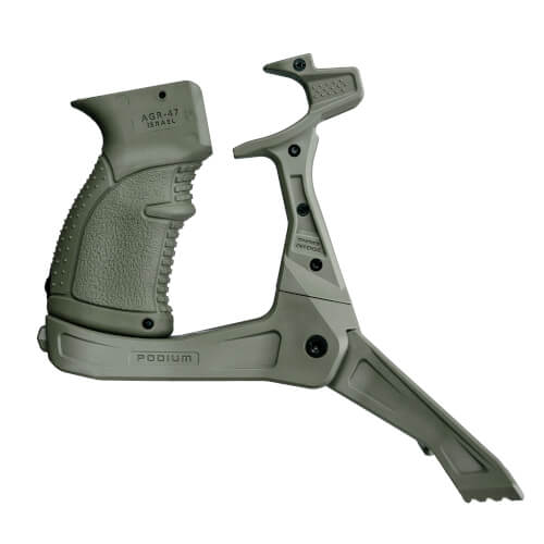 AK-Podium Pistolgrip Bipod for AK-47