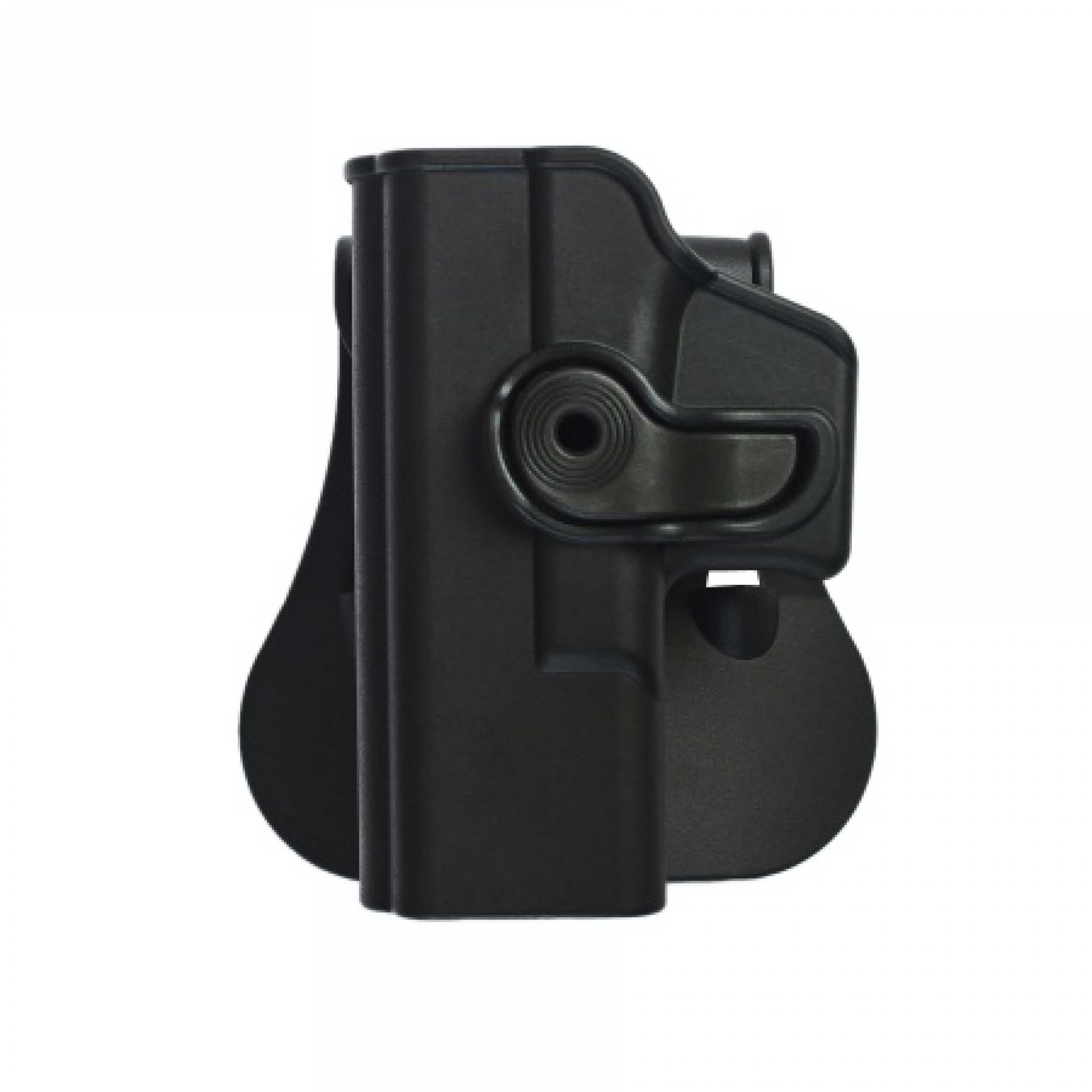 Polymer Retention Roto Holster Glock 17/22/28/31/34 Gen 4 und 5 Compatible (LH)