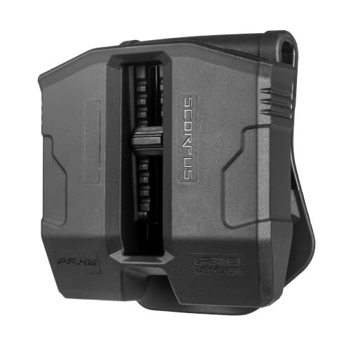 Double Mag Pouch 35° for Glock 20, 21, 29, 30, 36, 37, 38, 39, 41- .45 ACP / 10mm