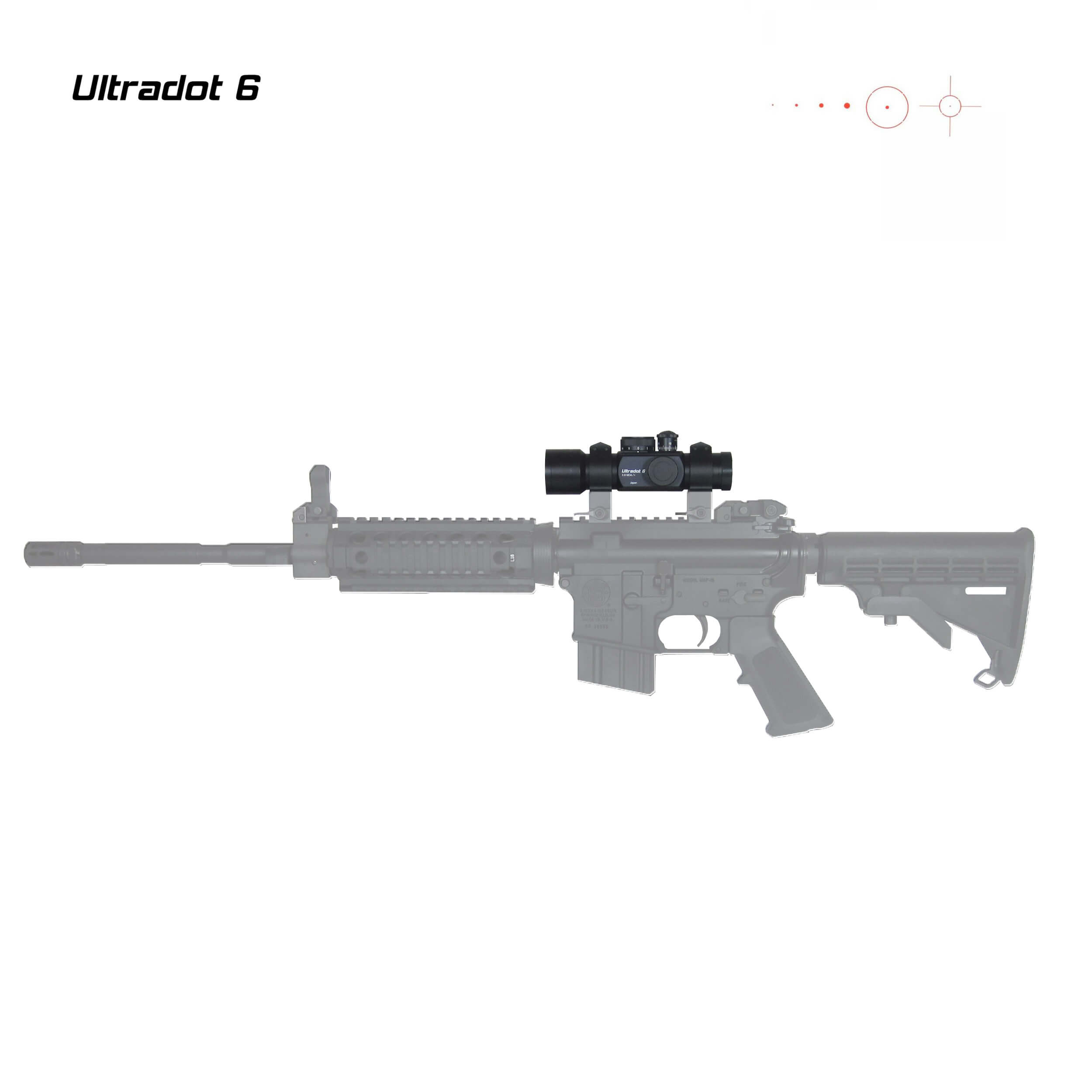 Red Dot Sight Ultradot 6