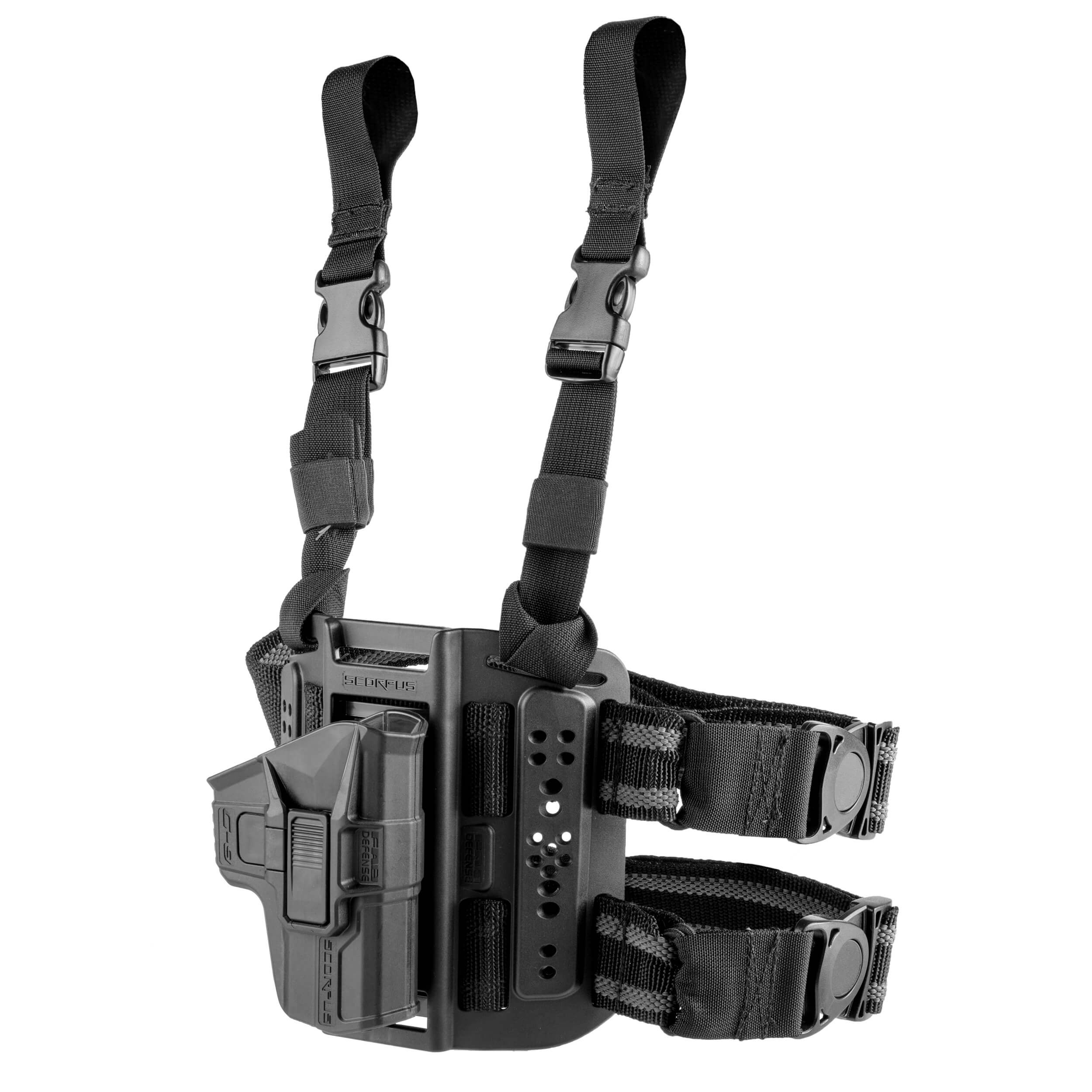 Oberschenkelholster MTR Glock 20/21