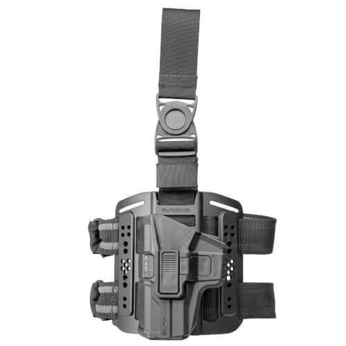 Oberschenkelholster MTR Glock 17/19 (LH)