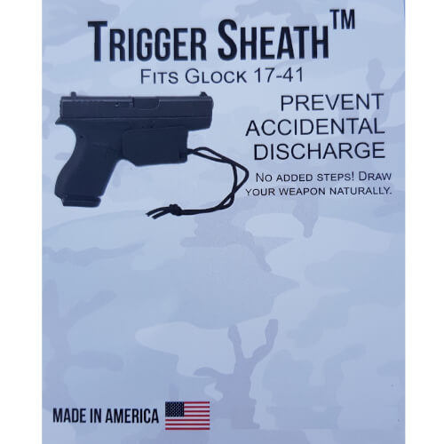 TRIGGER GUARD for Glock 17 - 41