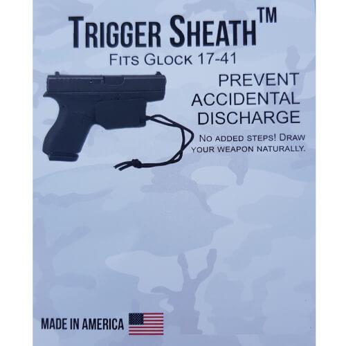 Abzug Sicherungskappe Glock 17 - 41