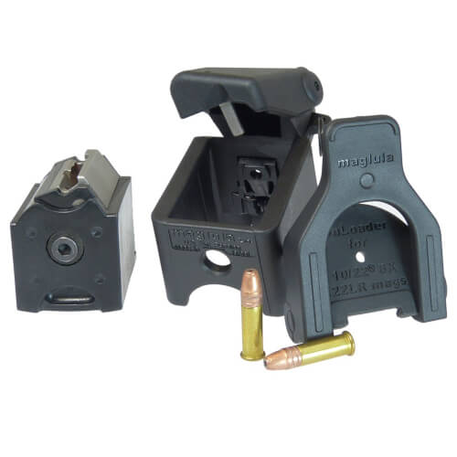 22LR LULA® magazine loader and unloader set for Ruger 10/22