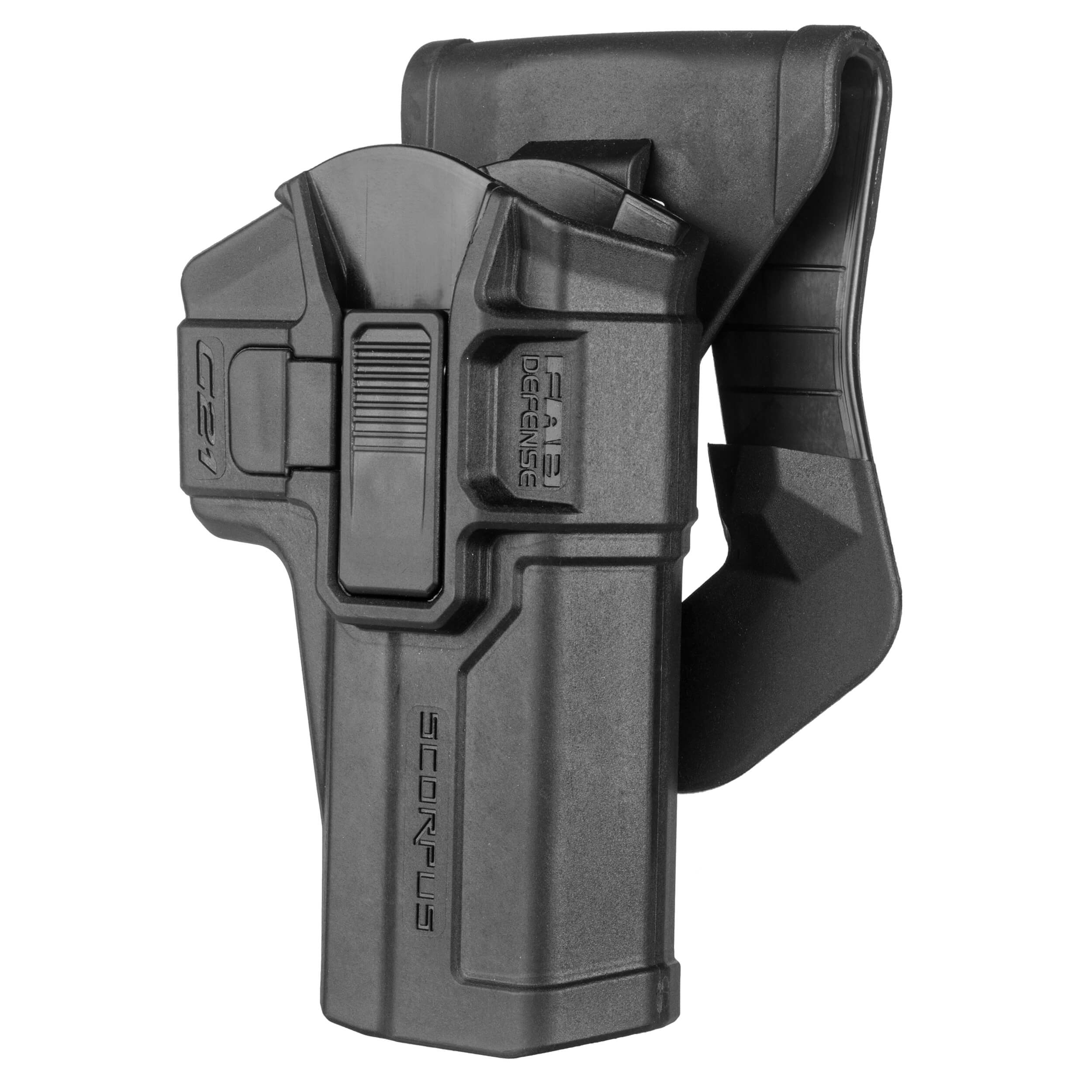 CZ P-10 C  R  (Level 2)  M1 Holster for CZ Pistols