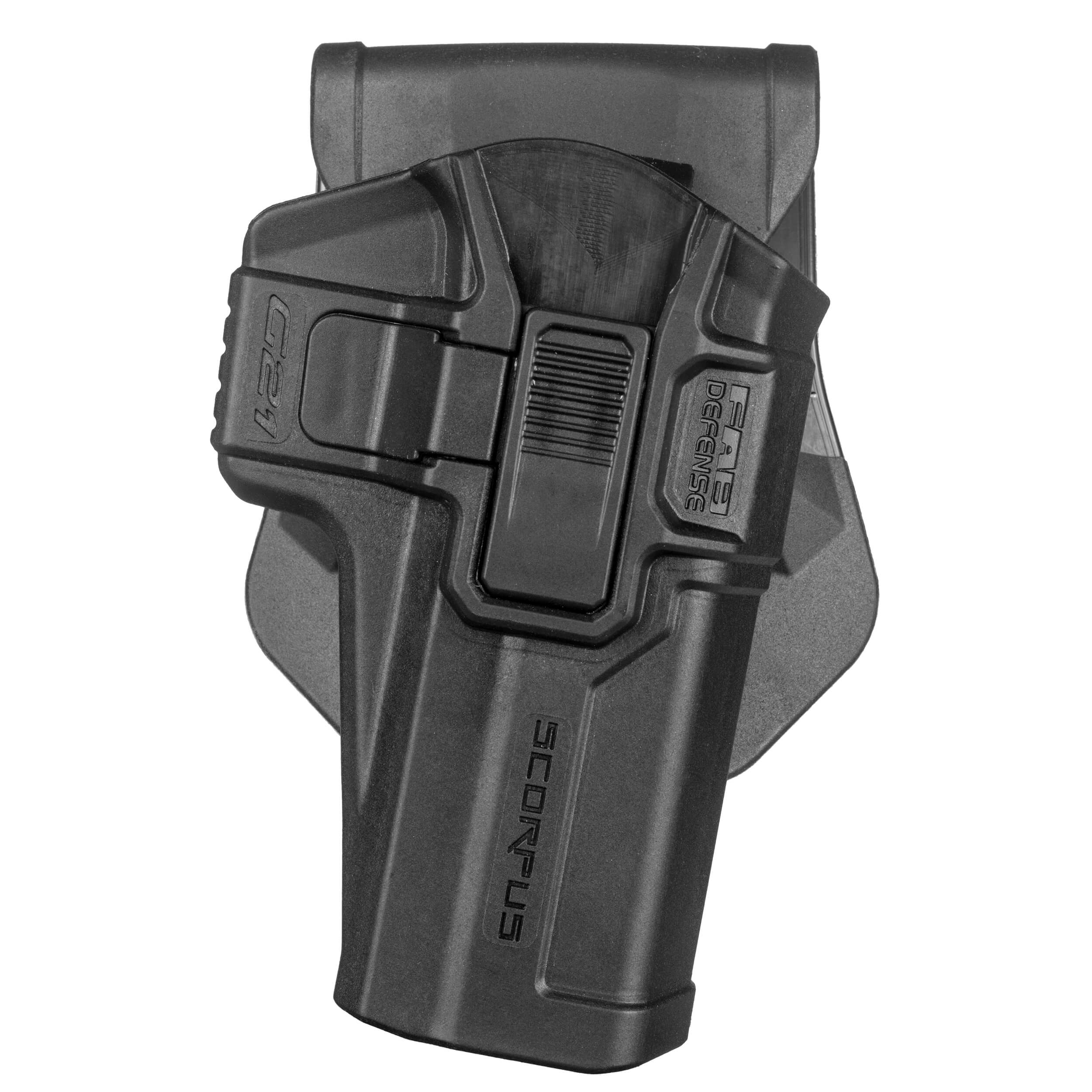 CZ P-10 C  R  (Level 2)  M1 Holster for CZ Pistols
