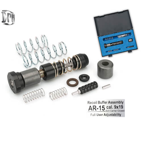 AR-15 - Special Version for 9mm Rifles MIL-SPEC (Standard Buffer Tube)