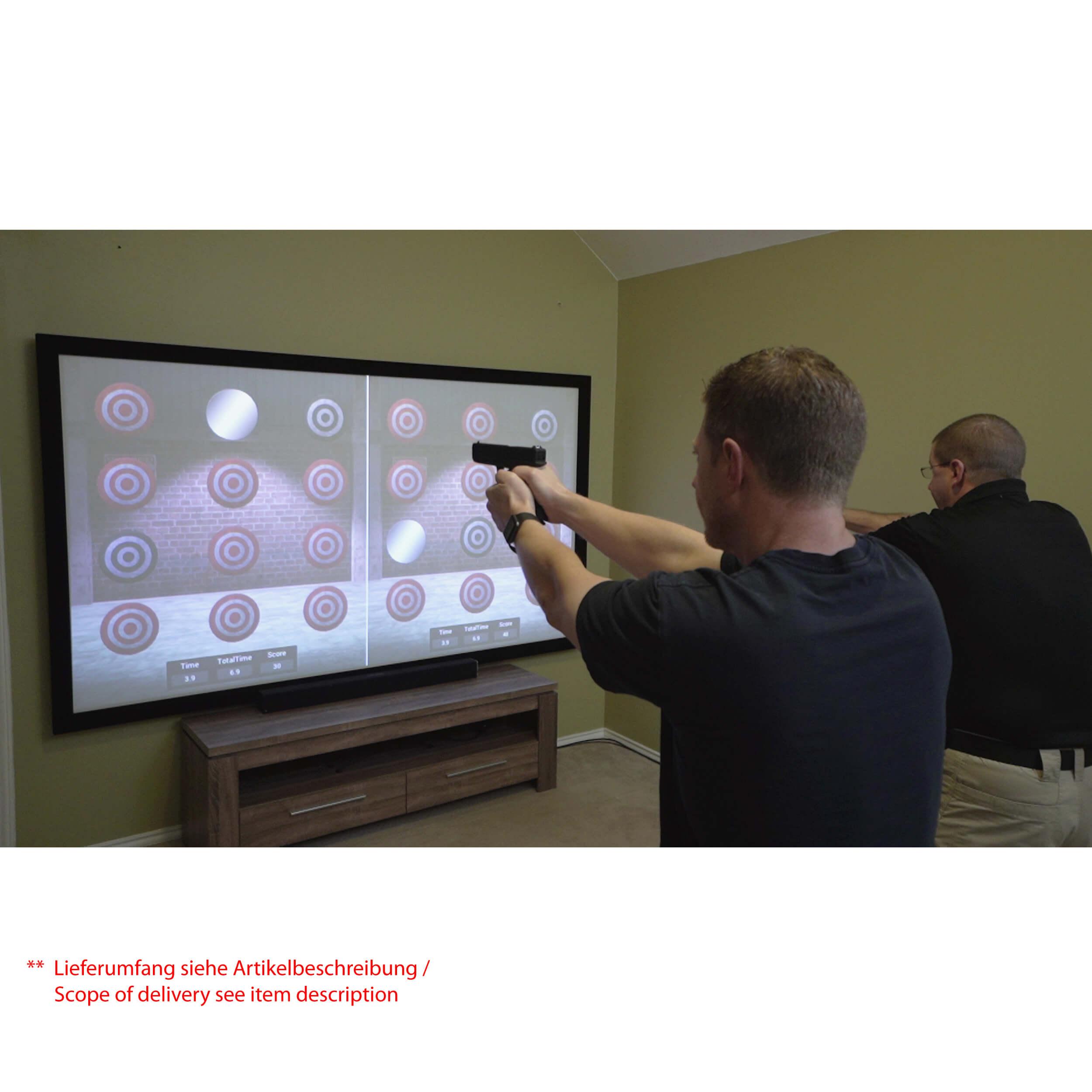 Smokeless Range® 2.0 - Home Simulator - SR001