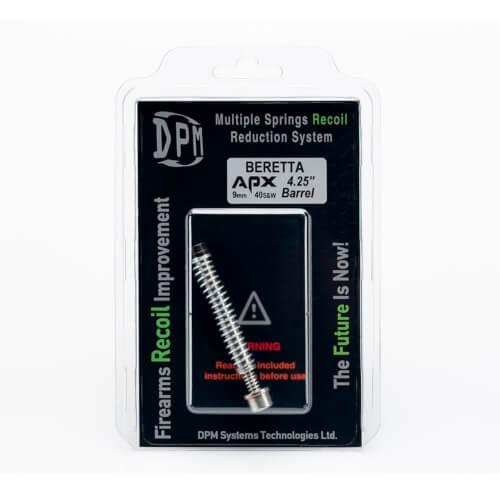 BERETTA APX Standard Size 9mm - 40S&W Lauflänge 108 mm (gb)