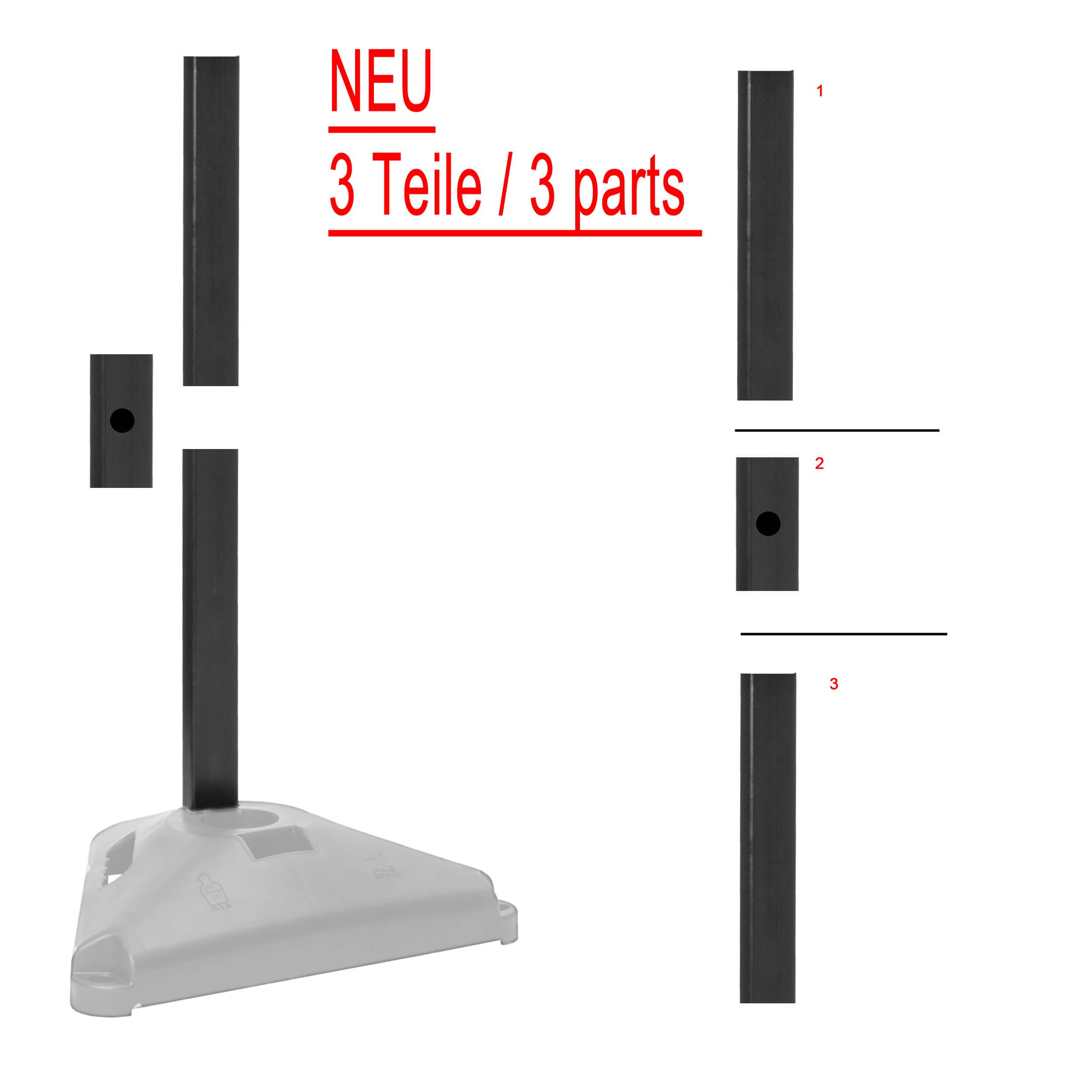 Target Board Pole