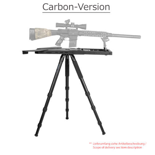 Tactical Sniper Bench TSB Carbon-Version