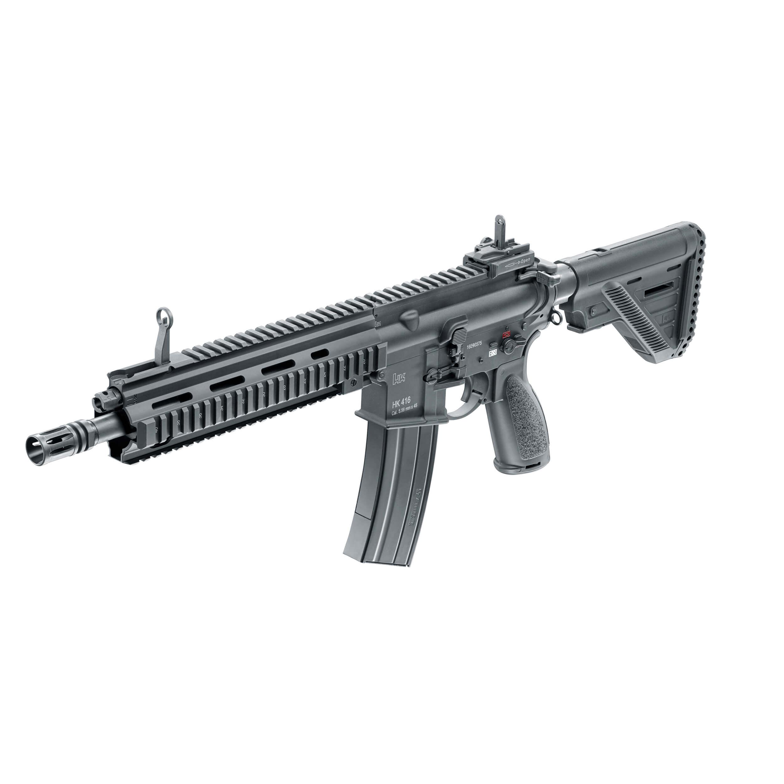 Air Soft Heckler & Koch HK416 A5 / 6mm Gas