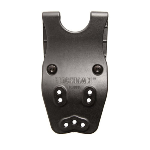 Blackhawk - Jacket Slot Belt Loop W/ Duty holster - 44H901BK