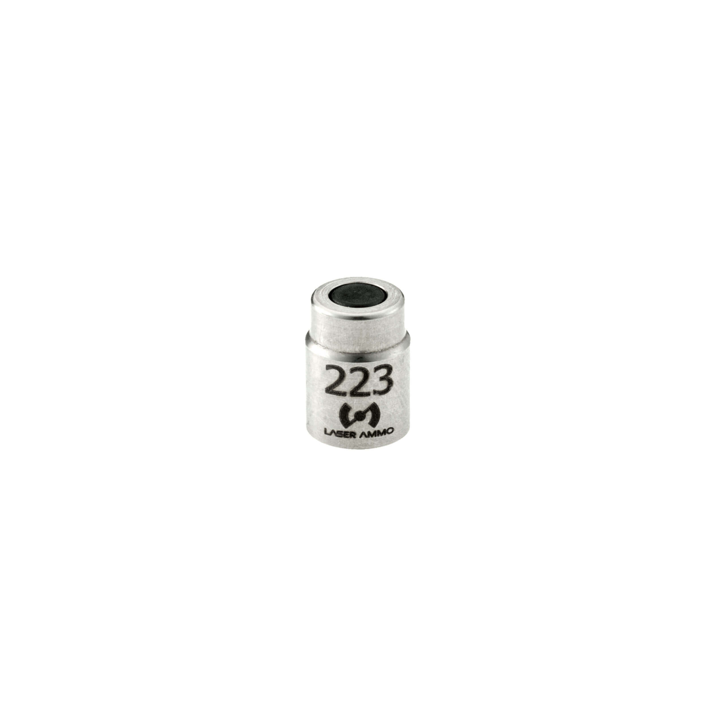 Dry Fire Replacement Back Cap in Caliber .223 for AR15 - 223TA