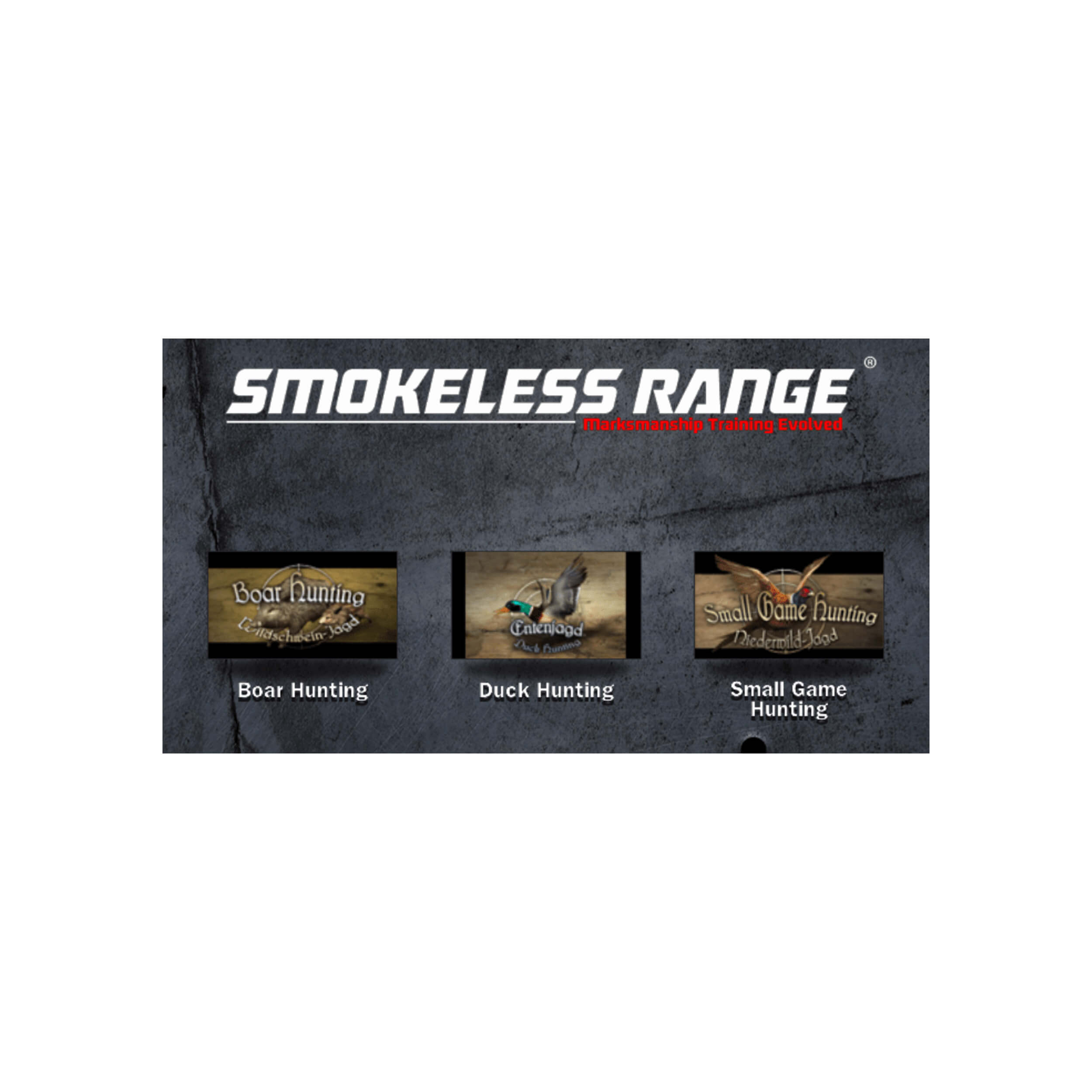 Hunting Package add-on for Smokeless Range - HP001