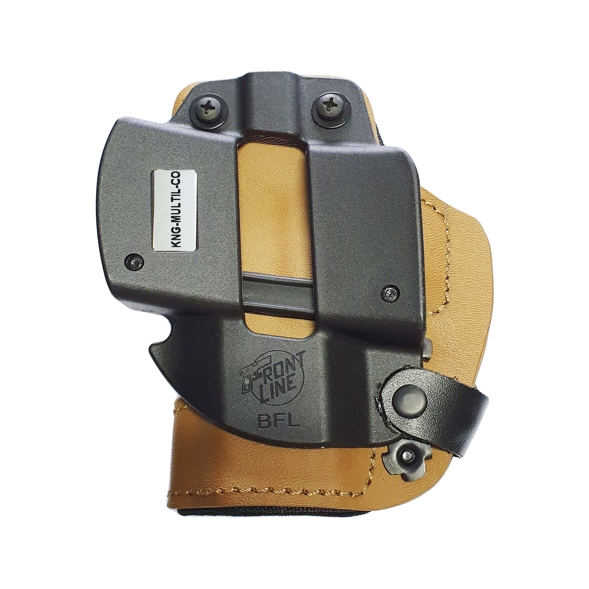 Open Top KNG BFL Holster ( Coyote ) lefthand