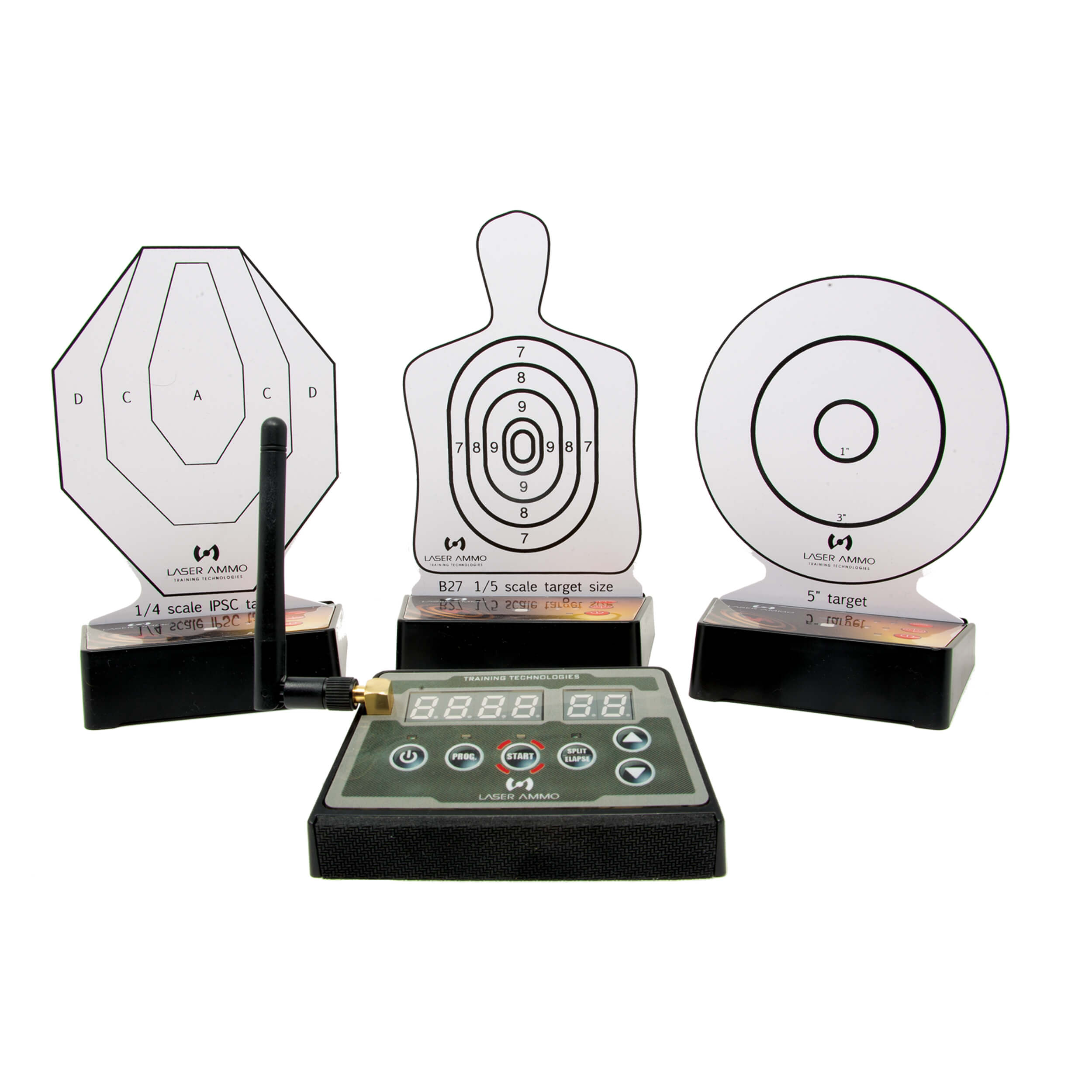 Interactive Multi Target  Training  - 3 pack  Combo with System Controller -  i-MTTS 3-1 combo