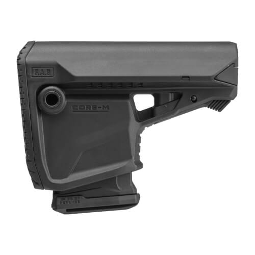 GL-CORE M - M4 Buttstock With 'Built-In' Mag Carrier Mil-Spec or Com-Spec buffer tubes