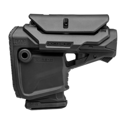 GL-CORE M CP - M4 Buttstock With 'Built-In' Mag Carrier Mil-Spec or Com-Spec buffer tubes