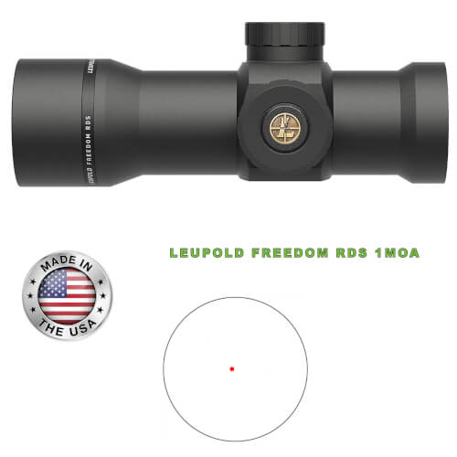 Leupold Freedom RDS Leuchtpunktvisier 1MOA - Red Dot