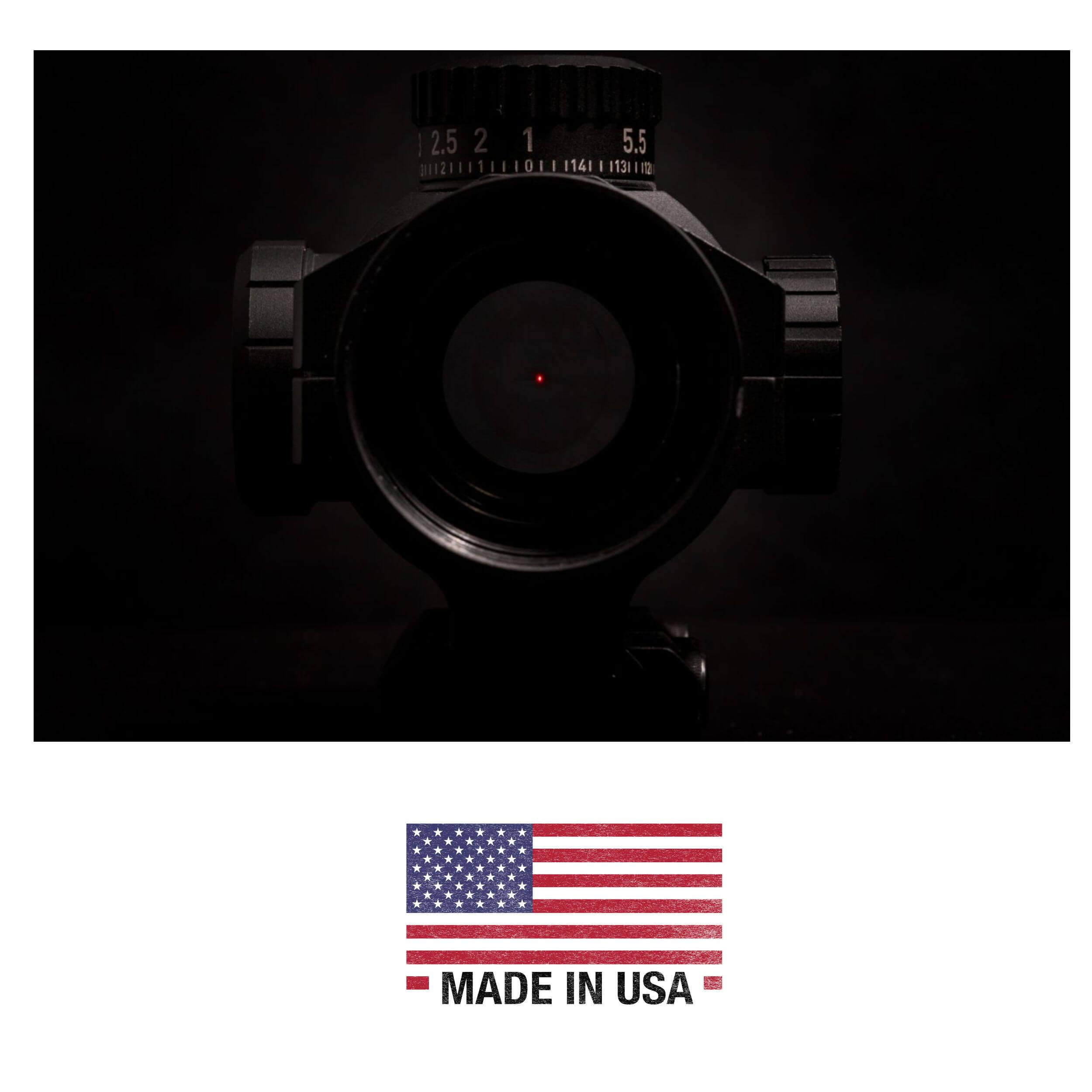 Leupold Freedom RDS Leuchtpunktvisier 1MOA - Red Dot