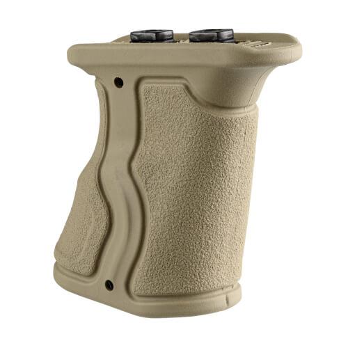 Gradus-M Rubberized M-LOK® Compatible Short Ergonomic Forward Grip