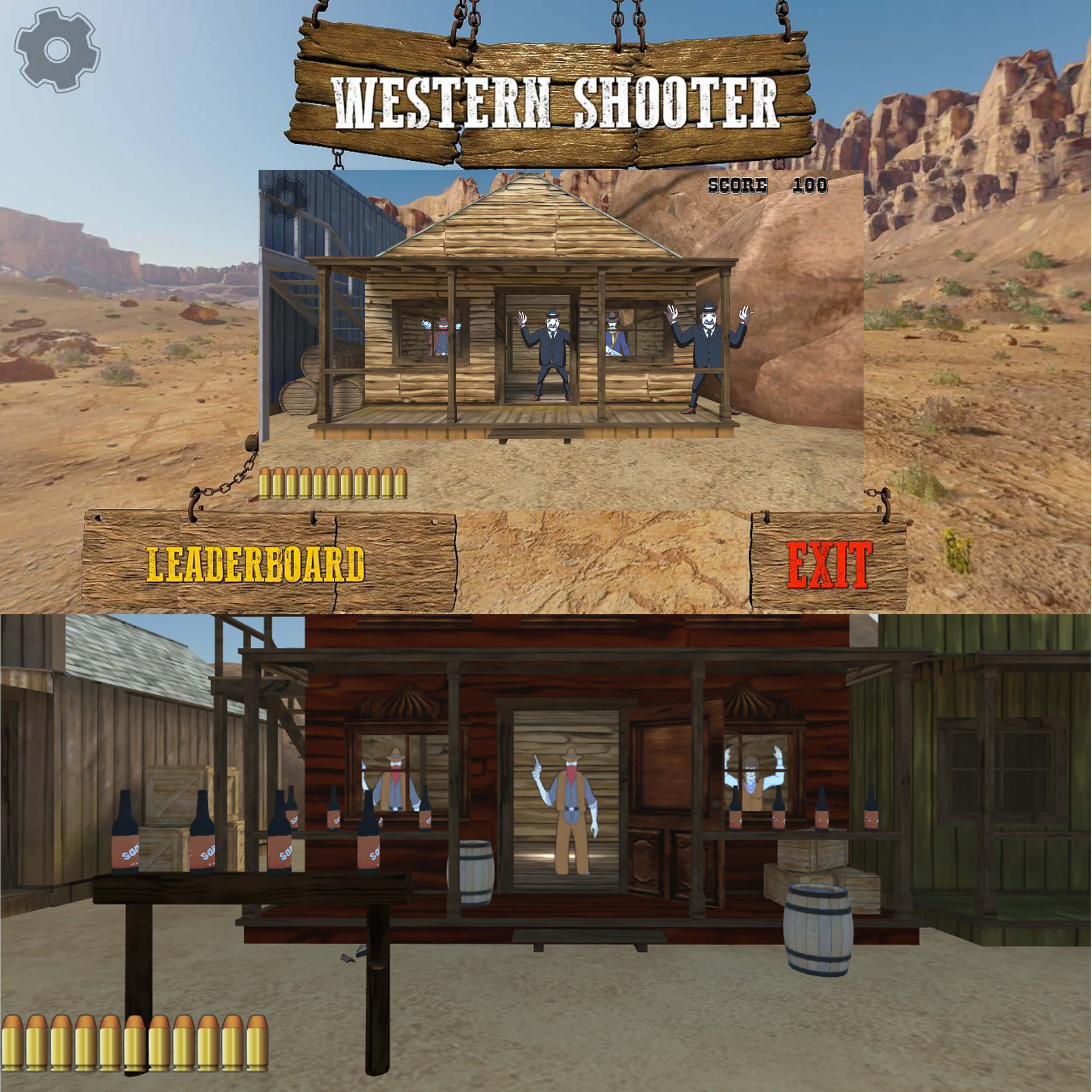 Western Shooter WS001