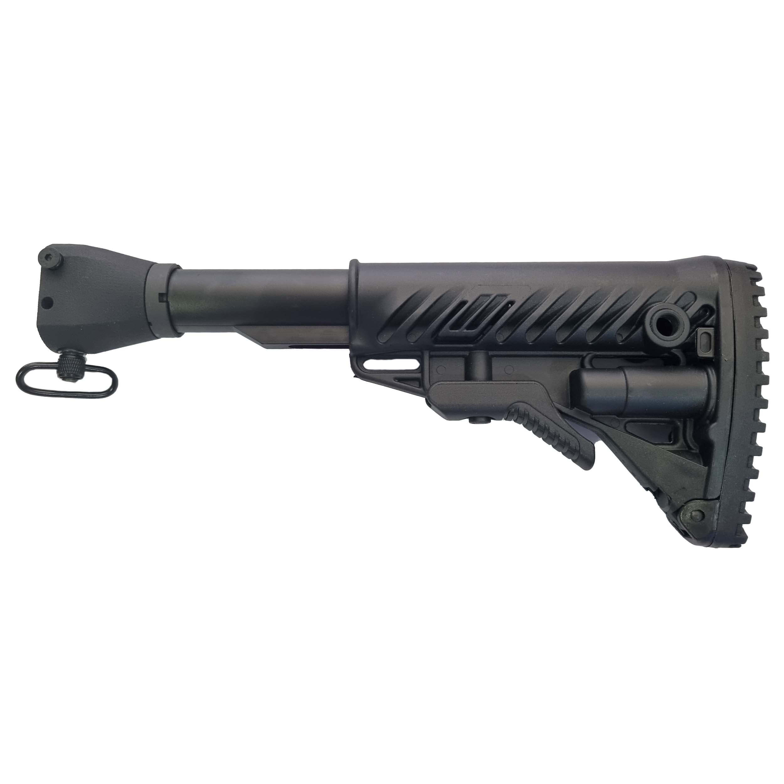 Fixed Stock M4 Style Kit with GLR-16 for KPOS G2.