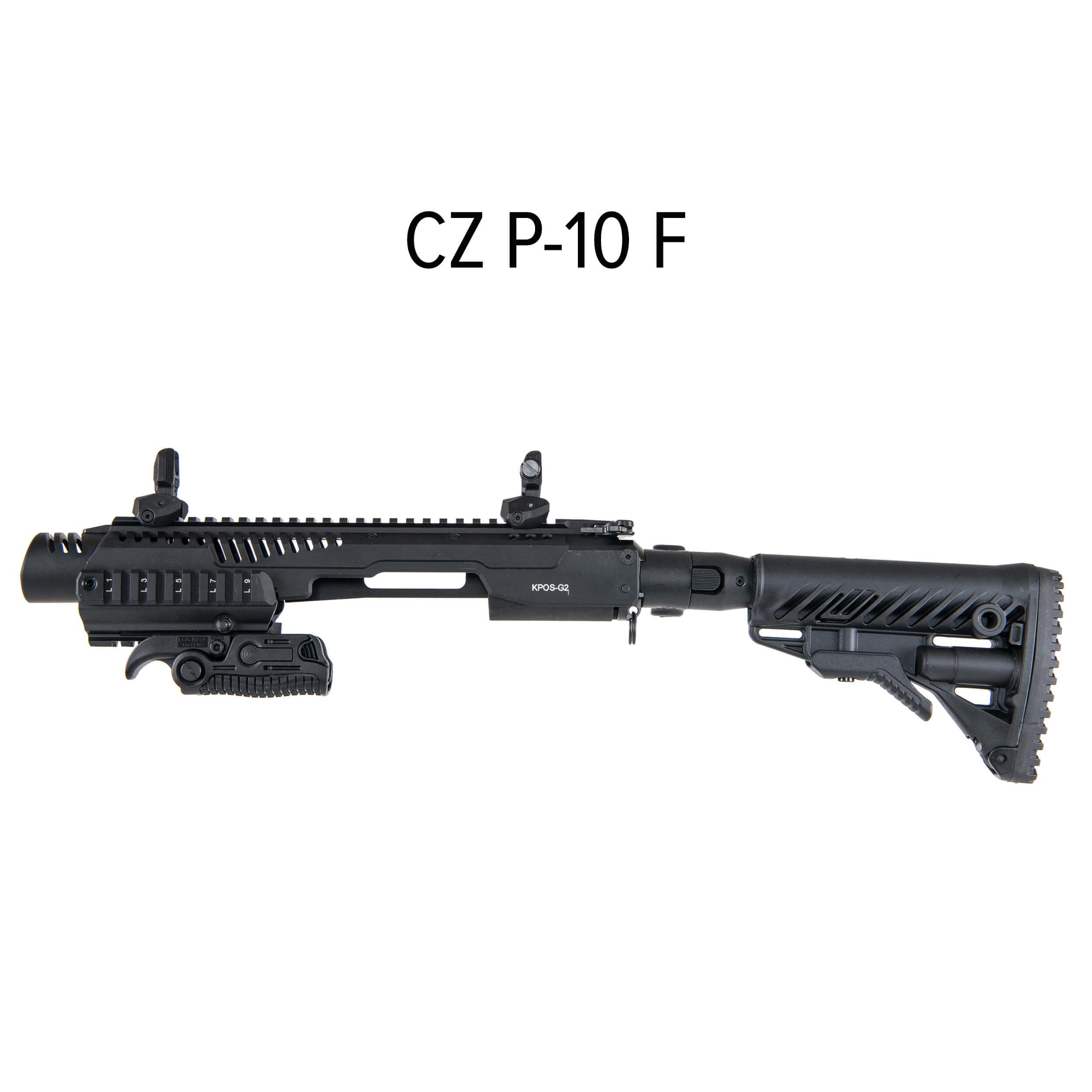KPOS G2C CZ P-10 F
