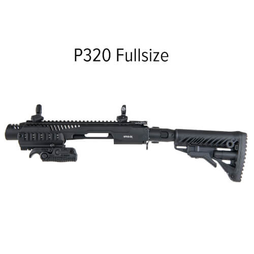 KPOS G2C SIG SAUER P320 Fullsize