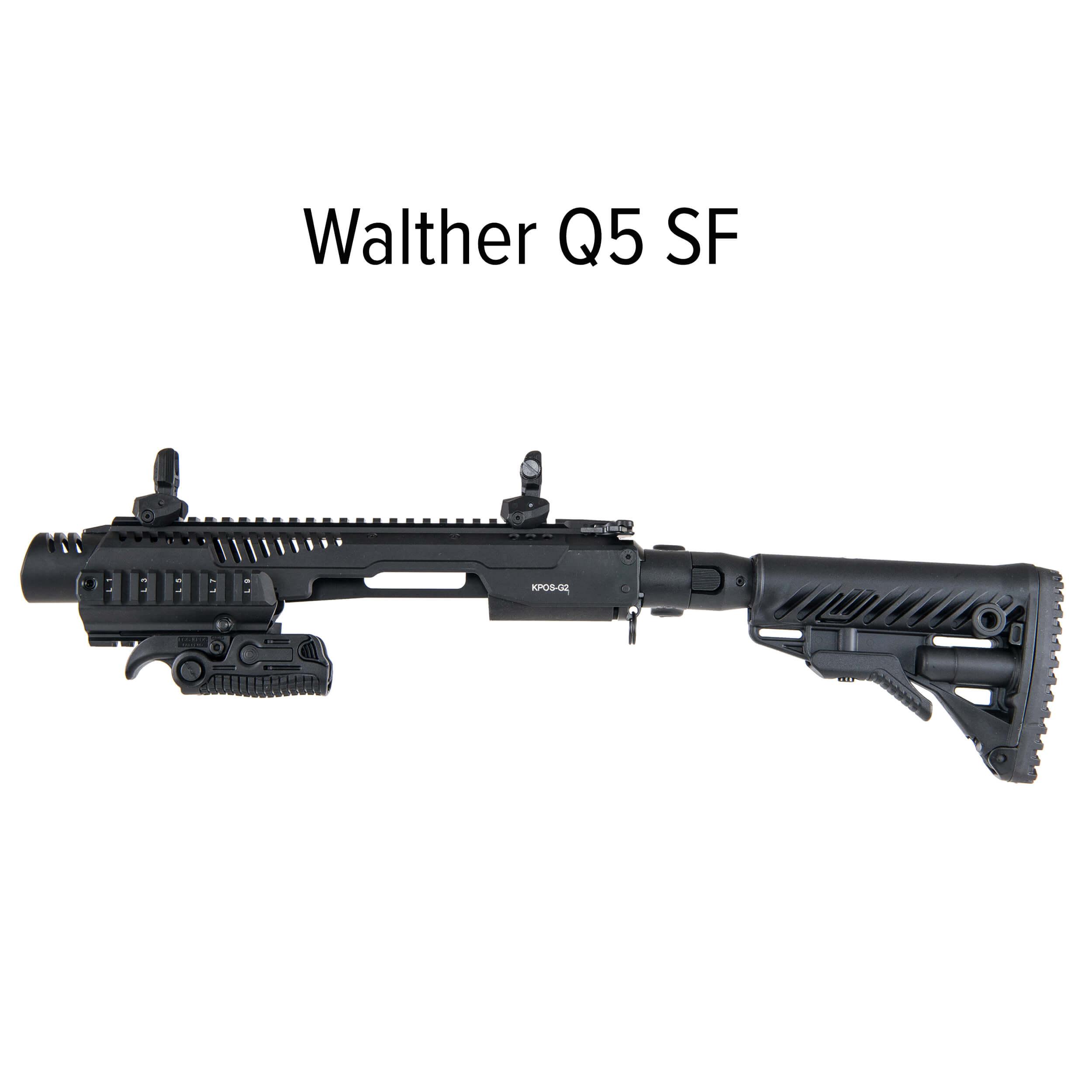 KPOS G2C Walther Q5 SF