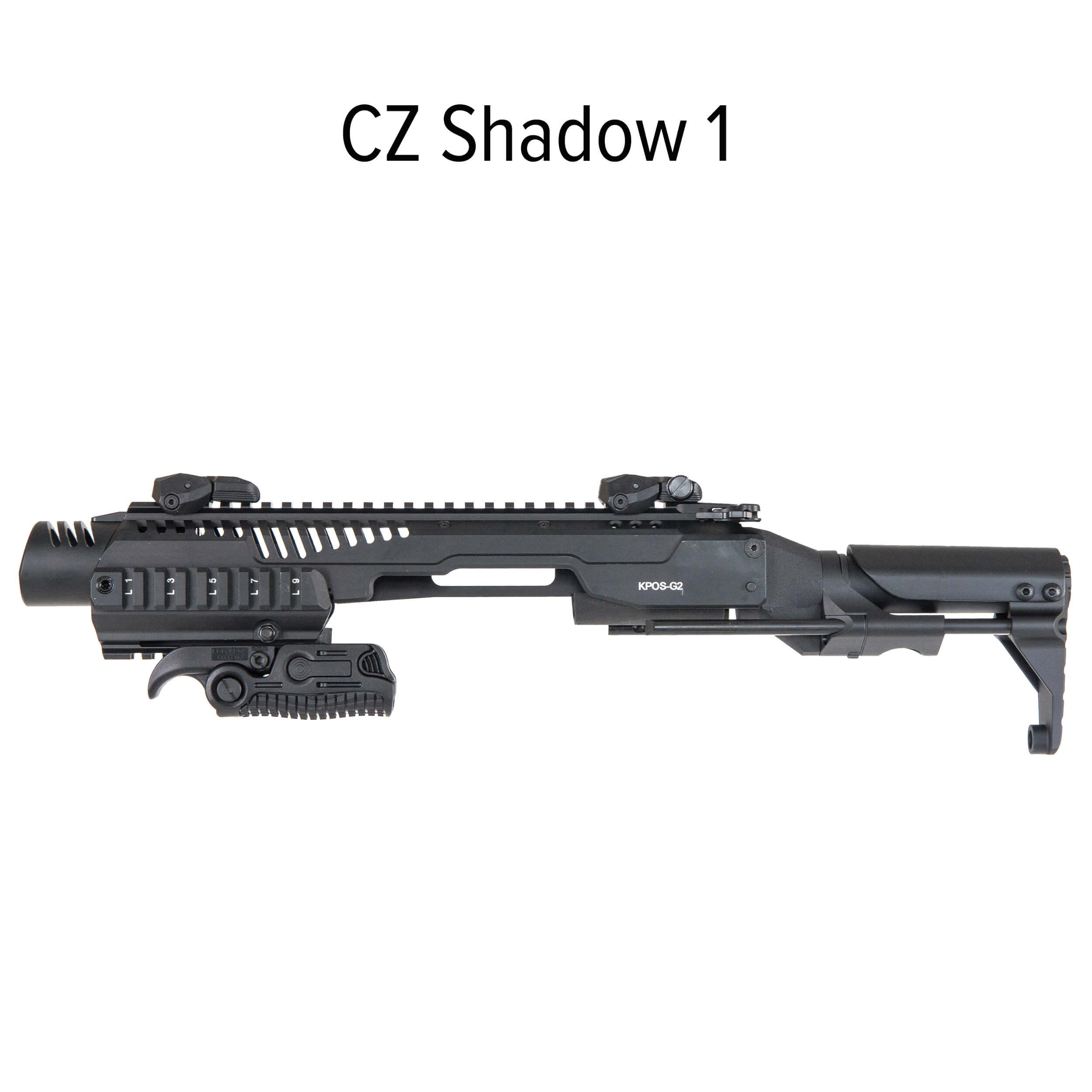KPOS G2-PDW CZ 75 SP-01 / CZ Shadow 1
