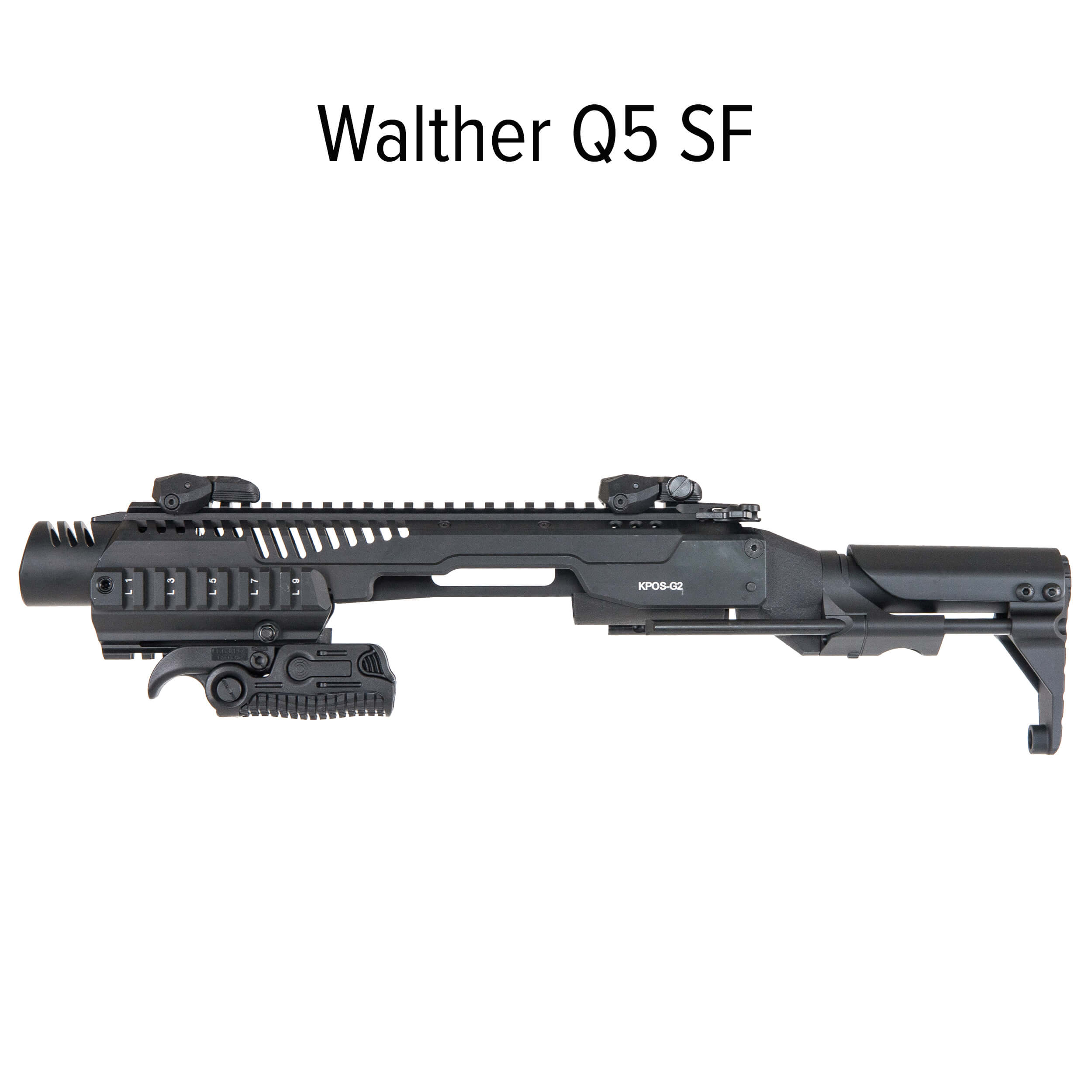 KPOS G2  PDW- Walther Q5 - SF