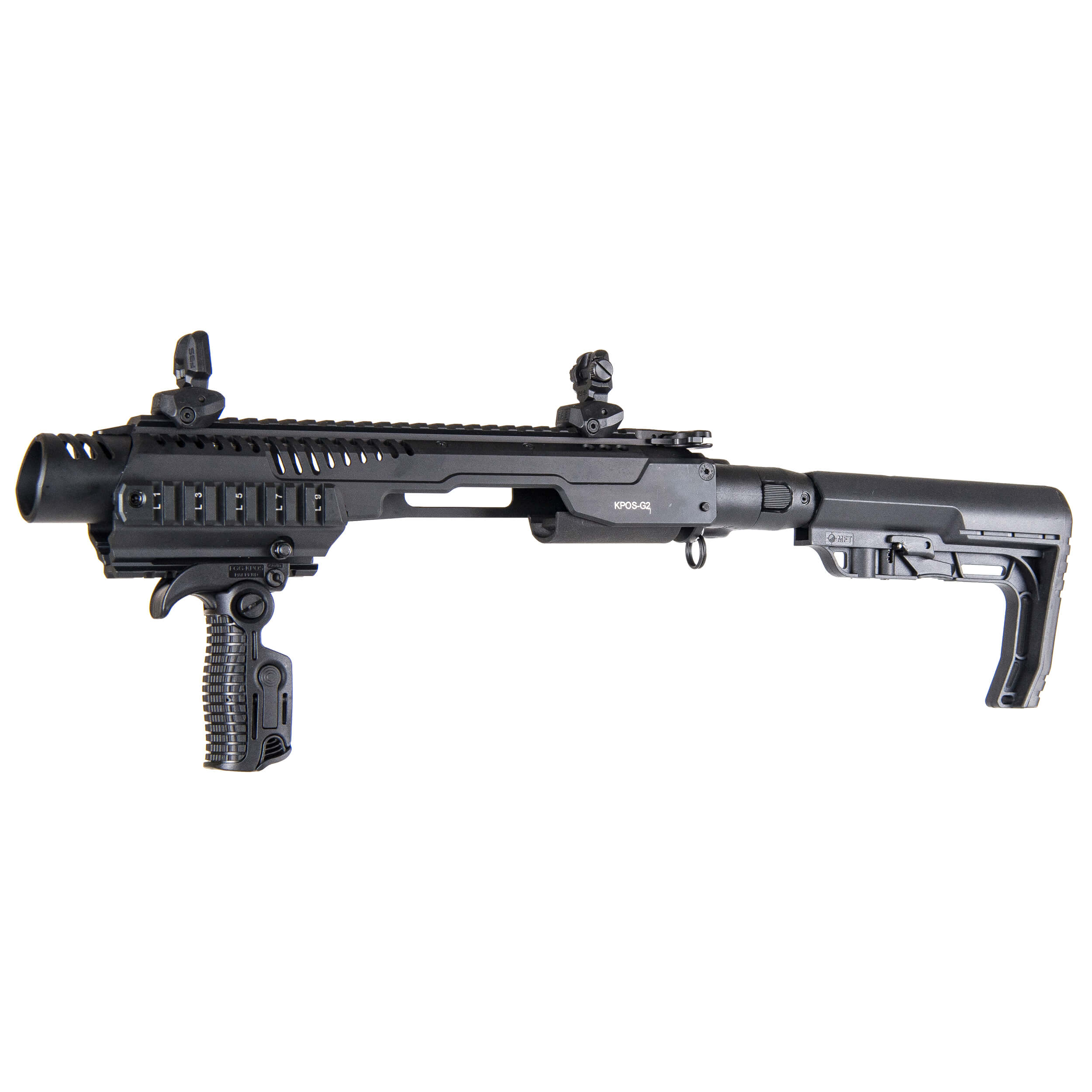 KPOS G2 - M4 Glock 17/19
