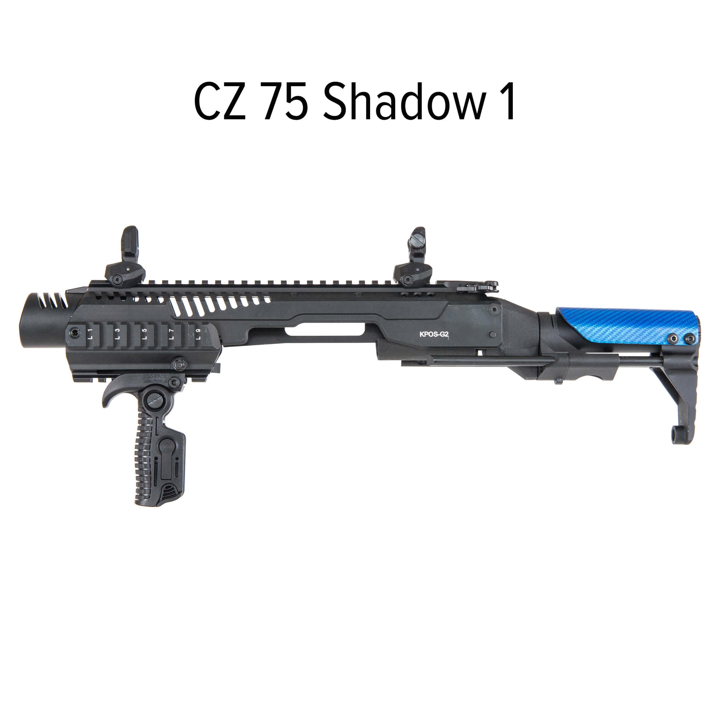 KPOS G2C CZ 75 SP-01 / CZ Shadow 1